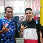 Optimis Menang, Insan Pers Ramaikan Danrem 162/Wira Bhakti Cup