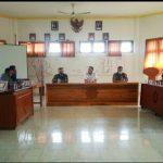 Cegah Konflik Di Desa Labuhan Lalar, Muspika Kecamatan Taliwang Gelar Mediasi