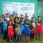 Fropost Badminton Club' Boyong 5 Emas di Liga Bulutangkis Usia Anak Remaja Se-KSB
