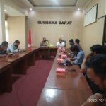 HMI KSB Harapkan Kapolres Jadi Mediator Dengan Pemerintahan