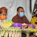 Dialog Dengan Umat Hindu, Gubernur Ajak Jaga Kondusivitas Jelang Pilkada