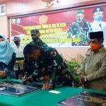 Pangdam IX/Udayana Resmikan Dua Koramil Baru Kabupaten Sumbawa Barat