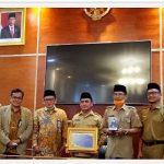 Kabupaten Sumbawa Barat Pertahankan WTP Tujuh Kali Berturut-Turut