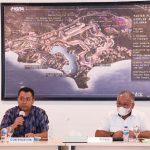 Gubernur Tegaskan Pembangunan Sirkuit Mandalika Sesuai dengan Jadwal