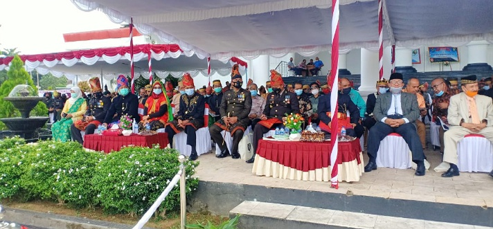 Dandim 1628/Sumbawa Barat, Selamat Hari Lahir Kabupaten Sumbawa Barat