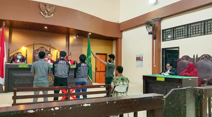 Terdakwa YB Tidak Membantah Keterangan Saksi Ahli Bahasa Di Persidangan