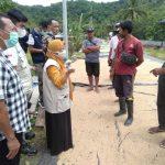 Harga Gabah Sempat Anjlok, Distan KSB Kunjungi Petani Di Dua Desa