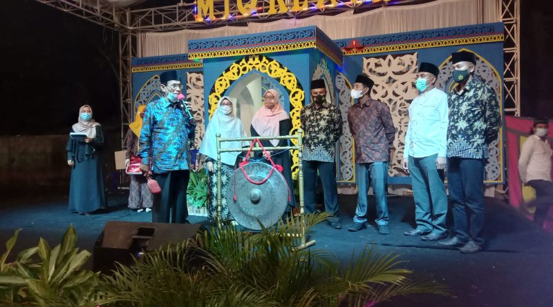 MTQ Ke XVII Tingkat Kecamatan Taliwang Selevel Tingkat Kabupaten